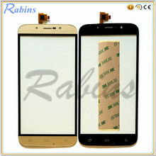 5.5 inch Mobile Phone Touch Screen Panel Touchscreen For Umi Rome X Touch Panel Digitizer Front Glass Sensor 3m Stcikers