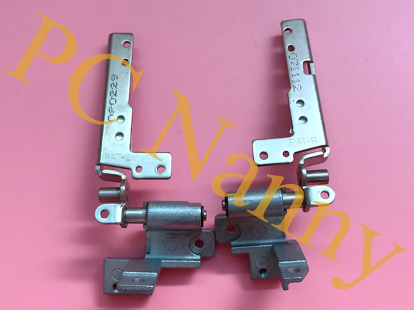 Free shipping! Original Genuine new 17-inch Laptop LCD Screen Hinges for Sony vaio VGN AR AR320E Series L+R<br>