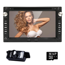 "2DIN 7"" Capacitive touch screen Car DVD Video Player For VolkswagenVW Jetta Polo Bora Golf4 Passat B5 Radio TV BT 3G CAR MONITOR"