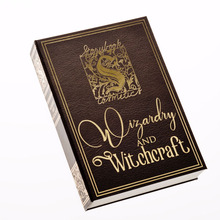 2017 Storybook Cosmetics Wizardry and Witchcraft Harry Potter Wand Eyeshadow Magic Book Metallic Glitter Matte Makeup Palette