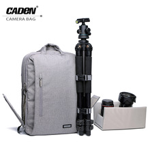 Buy Digital Padded Camera Backpack DSLR Camera Photo Bag Video Case Pack Waterproof Rain Cover Canon Nikon Sony Pentax L5-1 for $65.58 in AliExpress store