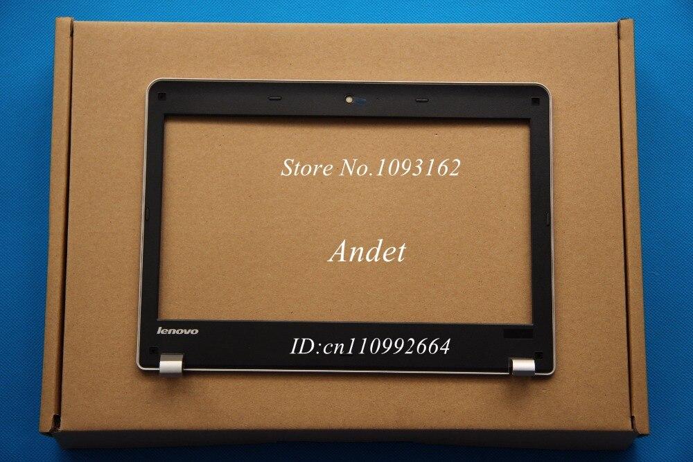 New Original Thinkpad Lenovo E130 E135 Lcd Front Bezel Cover Case Frame 11.6 screen 04W4360 130327<br><br>Aliexpress