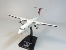 hogan 1:200 DHC-8-300 RAC-Ryukyu Air Commuter JA8936 Diecast airplane models