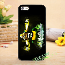 Clay Matthews green bay packers fashion phone cover case for iphone 4 4s 5 5s SE 5c 6 6s 7 6 plus 6s plus 7 plus #Q116
