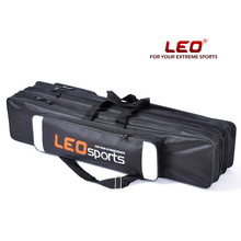 LEO 80x17x17cm Protable Fishing Rod bag Pole Tool Canvas Storage Case With Handle Strap for Outdoor fishing rod