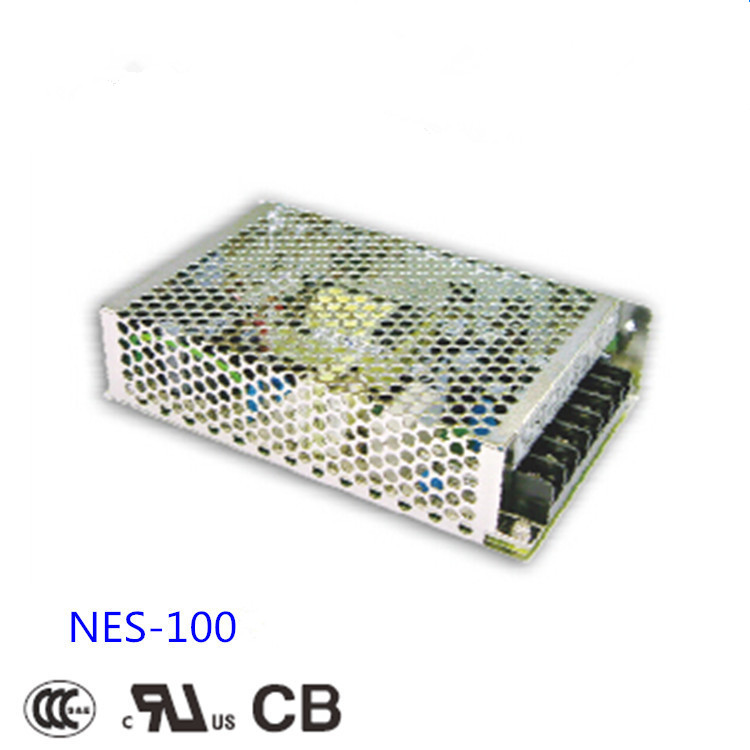 Free shipping 1pc  NES-100-12 102w 12v  8.5A Single  Output Switching Power Supply<br>