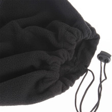 Sales ROBESBON New Winter Warmth Cycling Fleece Caps MTB Mountain Bike Masks Breathe Freely Collar Headscarf Black