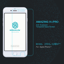 Buy Nillkin Screen Protector Tempered Glass iPhone 8 Scratch Tempered Glass Film iPhone 8 Plus H+Pro 2.5D Ultra 0.2mm for $8.99 in AliExpress store