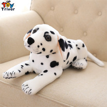 50cm Plush Simulation Dog Rottweiler Leopard Tiger Dalmatian Beagle Toy Stuffed Doll Paper Holder Home Shop Office Decor