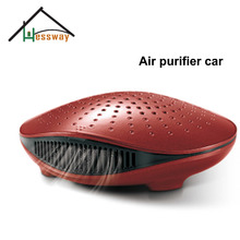 DC 5V fragrant Vehicle air purifier cleaner air freshener for car(China)