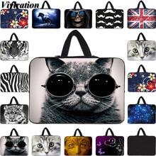 Neoprene Carry Handbag 14 Laptop Pouch Teclast X98 Plus II Chuwi Hi10 Viviration Soft Case 13 12 15 10 17 Inch Notebook Bag