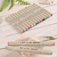 36/48/60/72 P Colors Interior Design Marker Pen Comby802 commonly used Sketch marker copic markers