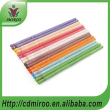 50 pairs Eight kinds of color and efficacy 100% Round-shaped beeswax ear candle(China)