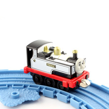 Children Thomas and friends trains toys Track master Freddie magnetic metal diecast alloy models train gift baby toy Railway