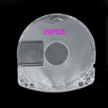 20PCS Clear UMD Game Disc Storage Shell Case For PSP UMD Protective Box