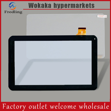Tempered glass film 10.1 inch prestigio multipad wize 3021 3G PMT3021 3G PMT3021_3G touch screen panel digitizer glass sensor(China)
