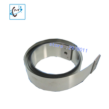 Eco Solvent printer parts Mutoh Steel belt for Mutoh VJ 1624 1638 solvent printer flat steel belt 1pc for sale(China)