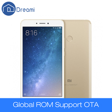 "Dreami Original Xiaomi Mi Max 2 4GB 64GB  2.0GHz 12M Max2 Mobile Phone 5300mAh Battery Octa Core 6.44"" 1920x1080 Snapdragon 625"