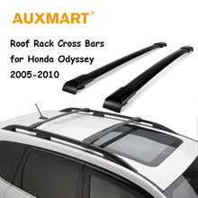 Buy Auxmart Car Roof Rack Cross Bar Honda Odyssey 2005~2010 Auto Roof Rails Racks Bars Load Cargo Luggage Carrier Bike kayak for $77.35 in AliExpress store