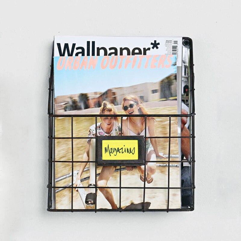 achetez en gros magazine support mural en ligne des grossistes magazine support mural chinois. Black Bedroom Furniture Sets. Home Design Ideas