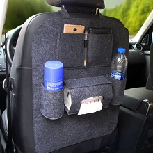 Buy Hot Auto Car Back Seat Storage Organizer Trash Net Holder Multi-Pocket Travel Storage Bag Hanger Auto Capacity Storage Pouch for $7.64 in AliExpress store