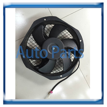 auto condenser motor fan for Toyota Coaster bus 24V