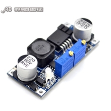 1PCS 5A buck constant voltage constant current non-isolated step-down module (BUCK) input voltage 6-32V output power 1.25-30V