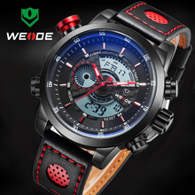 Buy 2017 Top Brand Relogio Masculino Men Sport Watch Men Digital Analog Shock Watch Army Military Waterproof Quartz Wristwatches for $26.05 in AliExpress store