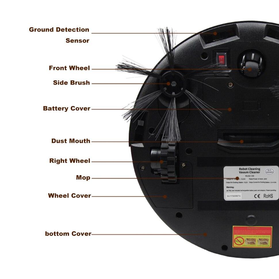robot vacuum cleaner (16)
