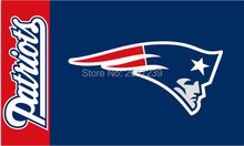 New England Patriots wordmack logo red   Flag 3x5FT NFL banner150X90CM 100D  Polyester brass grommets custom flag, Free Shipping