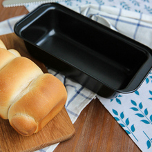 Rectangular Non-stick Bread Cakes Bakeware / Oven Must-have Carbon Steel Ties Mold Tools Toast Box Baking Tools