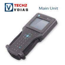 The main unit of  GM TECH2 scanner support 6 software diagnostic tool for gm tech 2 with Free shipping