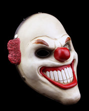 Halloween Mask Payday 2 Collector's Edition game Harvest Red Nose Day 2