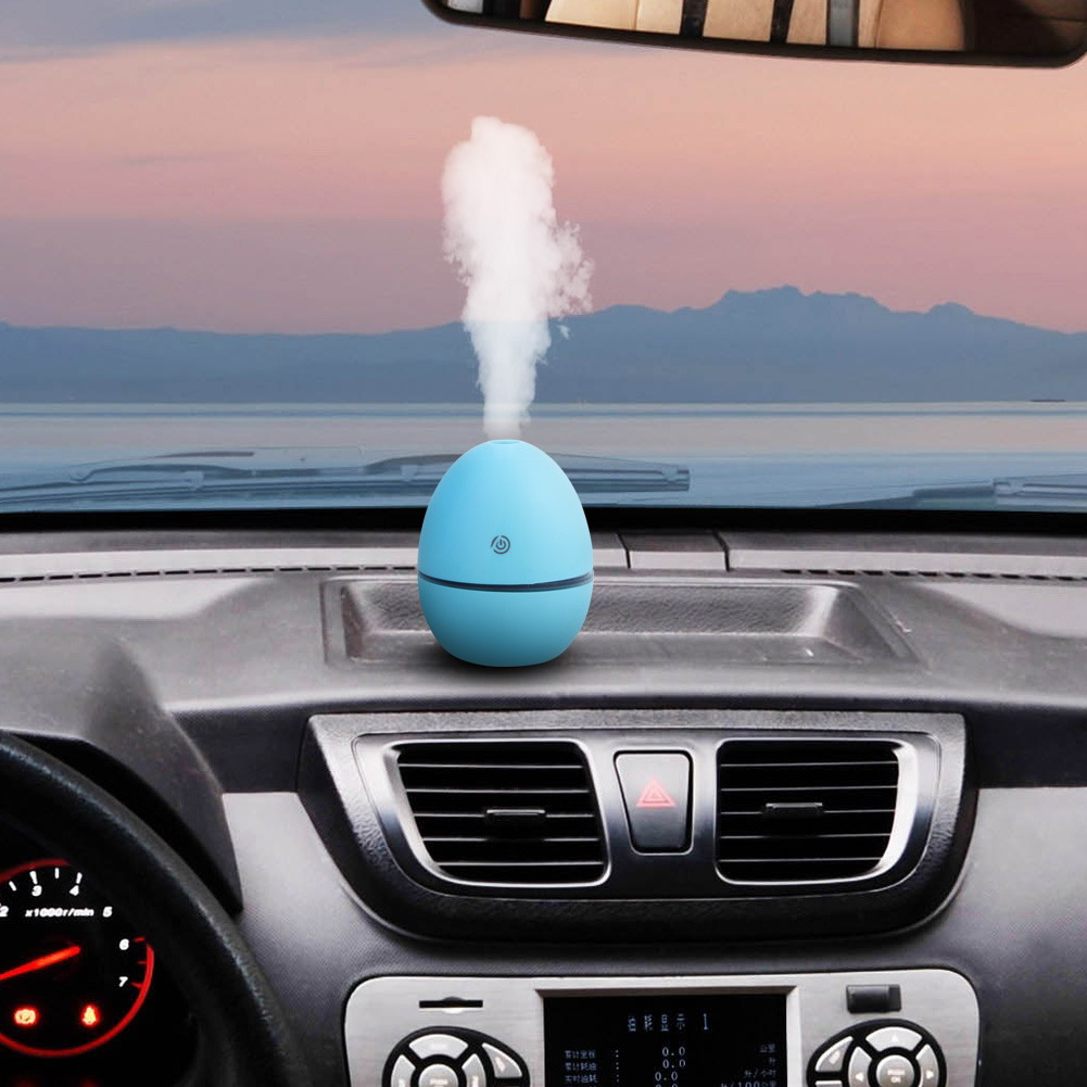 Car Aroma Diffuser Steam USB Air Humidifier Mini Aromatherapy Portable Auto Purifier Fresher Mist Maker for Home/Office/Travel