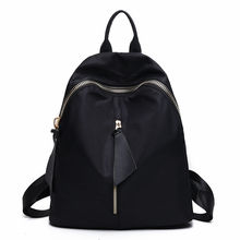 2017 New Arrival Promotion Backpack Women Oxford Canvas School Bags Teenagers Preppy Style Backpacks Teenage Girls Waterproof