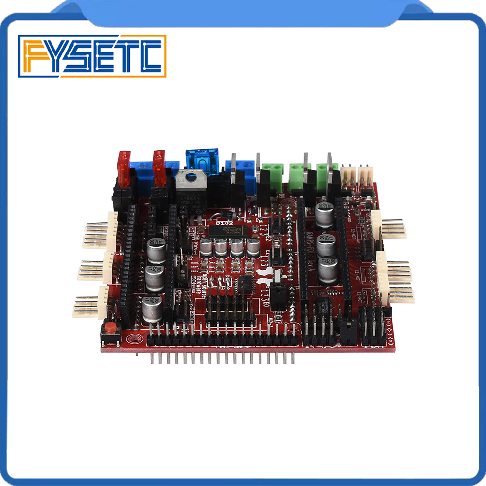 Ramps 1.4 3D Printer Motherboard Reprap RAMPS-FD Shield Electronic For Arduino