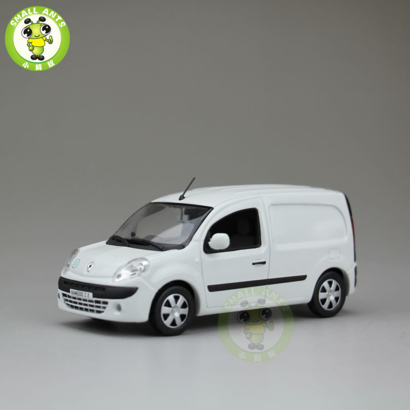 1:43 Renault Kangoo Express Z.E. Diecast Car MPV Model White<br><br>Aliexpress