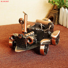 2016 New Arrival Retro vintage car NO.0812027 Classic vintage car tin cars Vintage car personality toy Arts and Crafts
