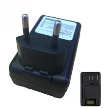 EU/US plug Smart LCD USB Universal Battery Charger LCD Indicator Screen for Cell Phones USB-Port