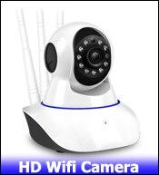 1- HD wifi camera