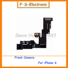 "10pcs/lot Front Small Camera Lens Flex Cable Ribbon Replacement Part For iPhone 6 6S 4.7"" 6 Plus 6S Plus 5.5 Mobile Phone"