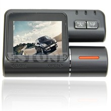 "2.0""IR DVR Camera Full HD 720P Dash Car Video Recorder Crash Cam G-sensor"