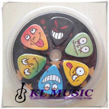 6pcs*Picks Box Packing Acoustic Electric Guitar Picks Plectrums(China)