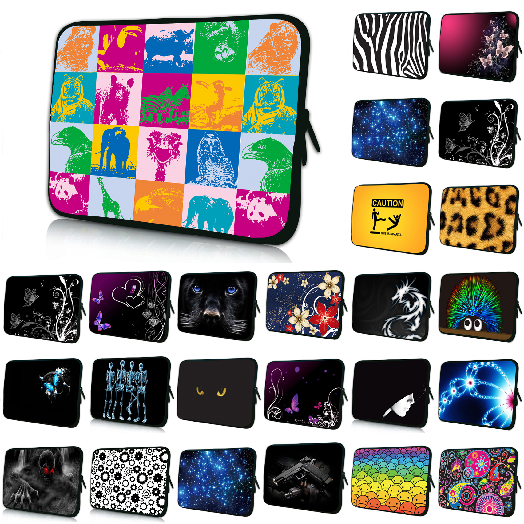 14 Cute Notebook Computer Shockproof Inner Soft Bags Case For Dell HP IBM 14.4 14.1 14 Inch Laptop Briefcase Brand New Bags<br><br>Aliexpress