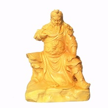 GuanGong,boxwood carvings the marquis guan yu, Guan Gong statue buddha figure the God of wealth business gifts