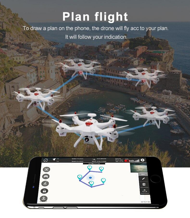 X183 Dual GPS Drone Follow me (11)