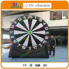 6.6ft/10ft    inflatable human dart game.giant  inflatable darts boards