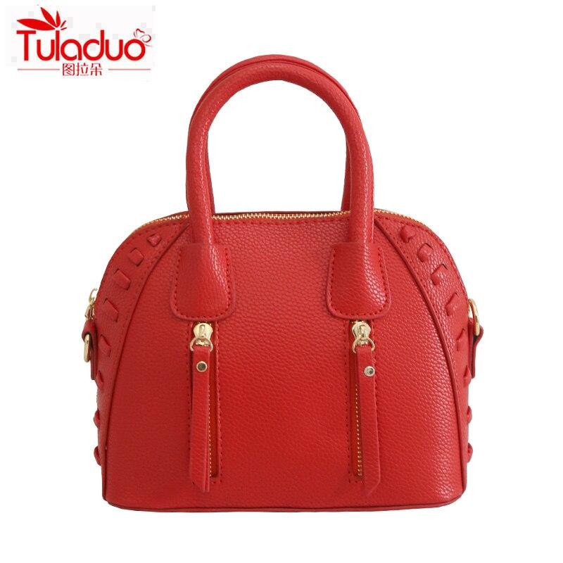 TULADUO Luxury PU Leather Women Casual Tote Famous Woman Handbags Brand Ladies Shoulder Bags 2017 Fashion Women Bag Bolso grande<br><br>Aliexpress