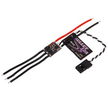 4Pcs 12A Brushless ESC Bullet Series BLHeli-S Dshot 2-4S Electric Speed Controller for 88 90 100 FPV Racer(China)