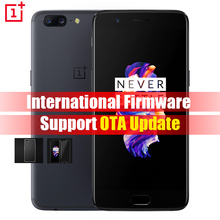 "Global Firmware Oneplus 5 Snapdragon 835 6/8GB 64/128GB Octa Core 4G LTE Mobile Phone 5.5"" Android 7.0 20MP 3300mAh Fingerprint(China)"